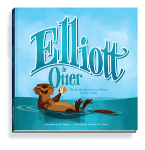 Elliott the Otter cover