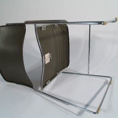 David Rowland Metal Chair Girls Desk Chairs Retrofactory 40 4