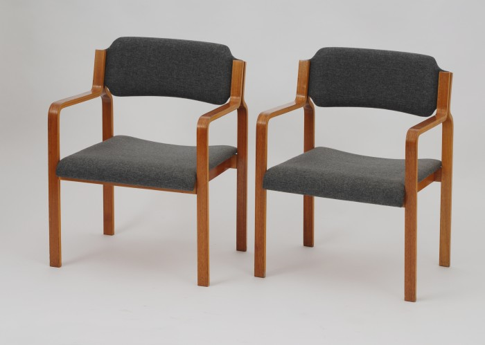 Retrofactory Set Of 6 Ton Dining Chairs