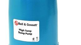 Bell & Gossett submersible high temperature sump pump