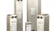 Bell & Gossett BPX brazed plate heat exchangers
