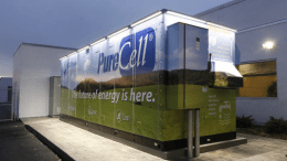 UTC Power fuel cell