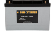 Concorde Battery Corp. has introduced four Sun Xtender AGM deep-cycle batteries