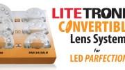 Litetronics' CONVERTIBLE Lens System