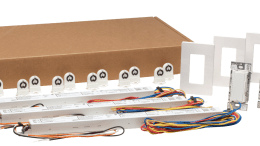 Stairwell Retrofit Kit Solution from Lutron Electronics