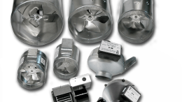 Tjernlund's Duct Booster fans