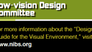 NIBS' Low Vision Design Committee