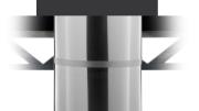 Solatube's SkyVault Series M74 DS Daylighting System