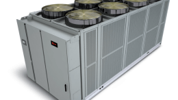 The Trane Stealth air-cooled chiller