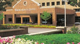 Rose Medical Center is a private hospital founded in 1945 that provides general health care with an emphasis on women's health, bariatrics, back and spine care, pediatrics and cancer treatment.