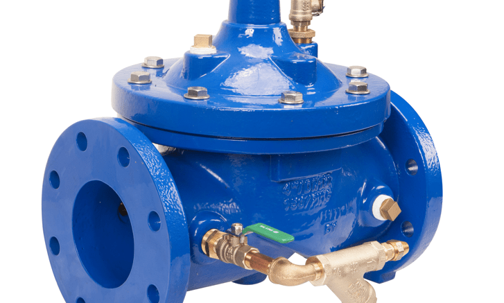 Zurn Industries LLC has expanded its roster of Zurn Wilkins Automatic Control Valves