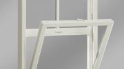 Visions 2500 Series of premium, all-vinyl windows and patio doors by Visions Windows & Doors