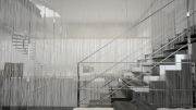 Bendheim's Platinum Elements collection of decorative architectural glass
