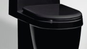 ICERA has debuted a line of black toilets.