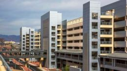 Alcoa Architectural Products PrismFX Color-Shifting Finishes