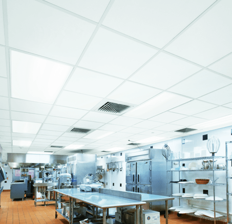 Kitchen Zone from Armstrong Ceiling Systems