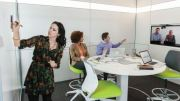 V.I.A Wall System by Steelcase