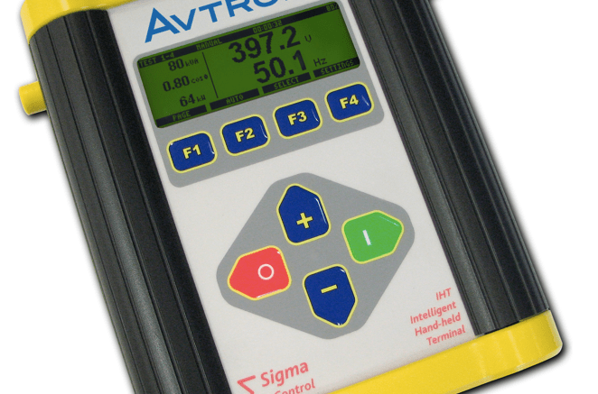 Avtron LPH150S Load Bank from Emerson Network Power