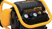 DEWALT's 200 PSI Quiet Trim Compressor