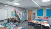 Daylighting in a Classroom