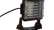 Larson Electronics' LEDWP-600E-M magnetically mounted LED wall pack