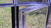 EXTECH/Exterior Technologies Inc.'s 2100GL Snap-In Gridlock Glass Block system