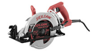 SKILSAW's new worm drive family includes three saws.