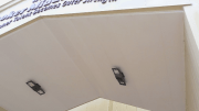 Zip-UP Ceiling finishing system