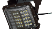 Larson Electronics' GAU-LB-600E low canopy LED light