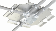 Orbit Industries' Pre-Fab Box and Conduit Hanger Support (BCHS) Plates