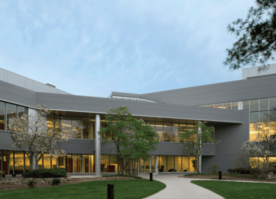 Corporate Headquarters Receives Facelift with Aluminum Composite