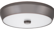 Acuity Brands Inc. expands its decorative indoor lighting portfolio with seven new LED flush mount lighting solutions from Lithonia Lighting.