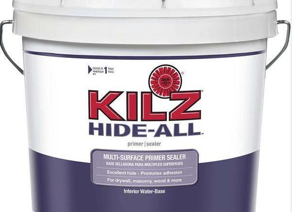 Kilz Hide-All Interior Primer-Sealer