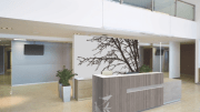 BioSurf has launched BioSurf 2DL, a line of digitally customizable, sustainable laminates for vertical and light horizontal surfaces used in commercial interiors.