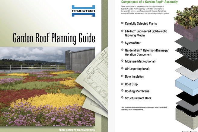 American Hydrotech Inc. has released a free, interactive digital version of the company's popular Garden Roof Planning Guide.