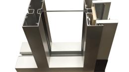 Kawneer's InFrame Interior Framing System