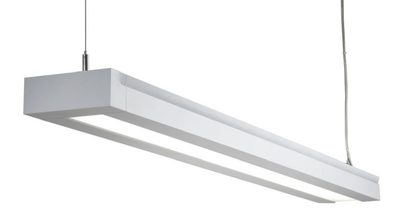 Hubbell Lighting has announced Litecontrol's newest customizable LED indirect/direct pendants—Knife and Rail.