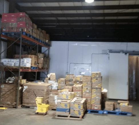 Metal halide lights in the warehouse were replaced with a combination of dimmable LED and high output T5 lamps. Savings are expected to be $3,000 per year.