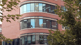 Certain windows had to meet accessibility standards per the city of Chicago while meeting the design's specified daylighting and ventilation requirements.