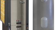 ClimateMaster's new Trilogy 45 Q-Mode variable-speed geothermal heat pump system provides 45 EER and further notable savings via on-demand hot water generation capabilities.