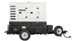 Kohler's 50REZGT and 70REZGT mobile generators were developed in cooperation with PERC.