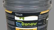 W.F. Taylor Co. Inc. announces the new patented TruRenew Premium Bio-Renewable Adhesive product line.