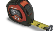 The GripLine tape measure from Swanson Tool Co.