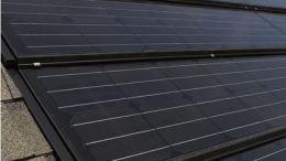 CertainTeed Apollo II solar roofing system