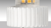 MaxLite introduces a higher-lumen solution for the decorative lighting market with a new 5-watt LED G9 lamp.