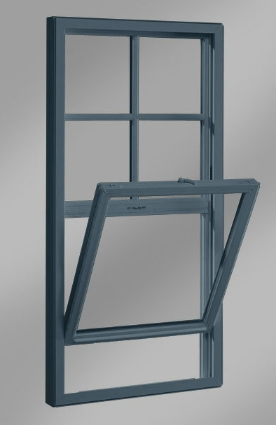 Vinyl Windows Offered With A Choice Of 60 Exterior Painted