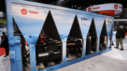 One product from the EcoWise portfolio is the Trane Sintesis air-cooled chiller, which is energy-efficient and quiet, and offers customers the choice of operating with a next-generation low GWP refrigerant.