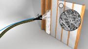 Johns Manville's JM Spider Plus blow-in insulation