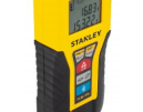 STANLEY introduces the lightweight and compact TLM99s Laser Distance Measurer—model STHT77343—with Bluetooth connectivity that syncs the TLM99s to smart phones and tablets via the STANLEY Floor Plan App.