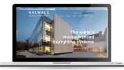 Kalwall has unveiled a new website featuring a full photo portfolio, expanded content and a searchable database of products.